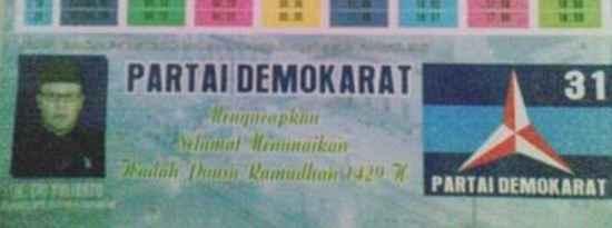 Tolong donk, selamatkan dia dari keprihatinan Presiden SBY