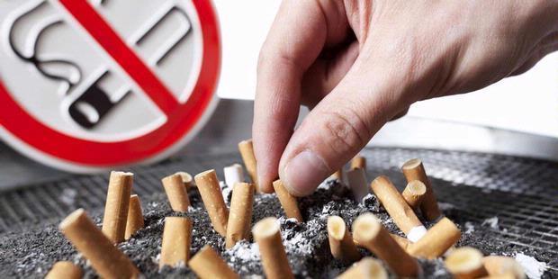 Matikan rokokmu