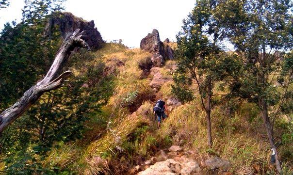 Trek Gunung Ungaran