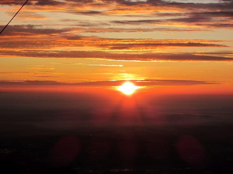 Sunrise Gunung Ungaran