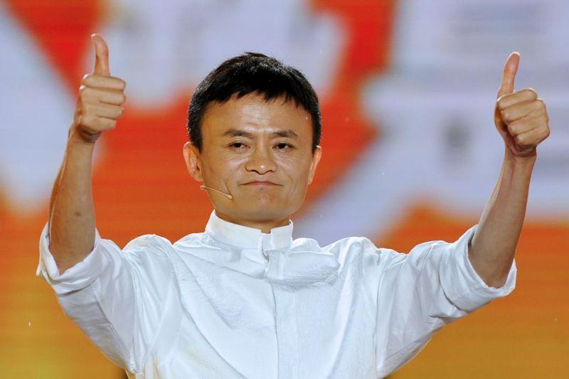 Jack Ma tetap bertahan
