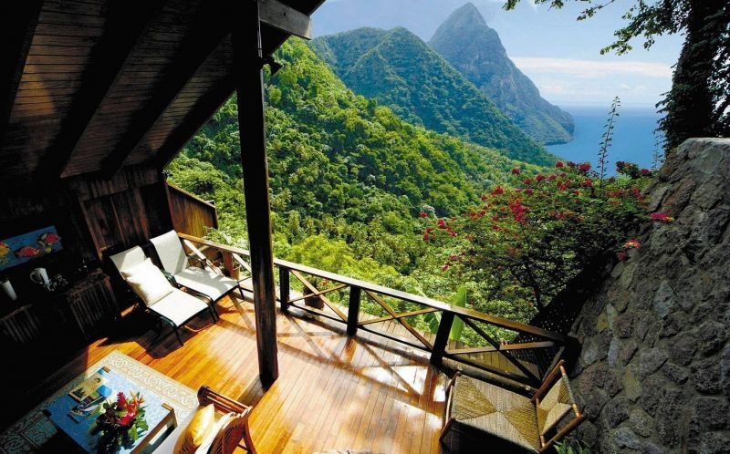 Ladera Resort, Saint Lucia
