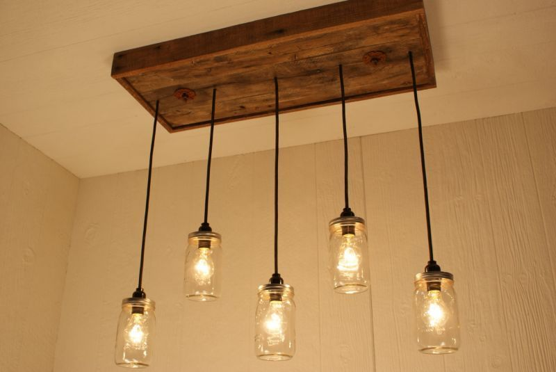 Lampu unik buatan sendiri