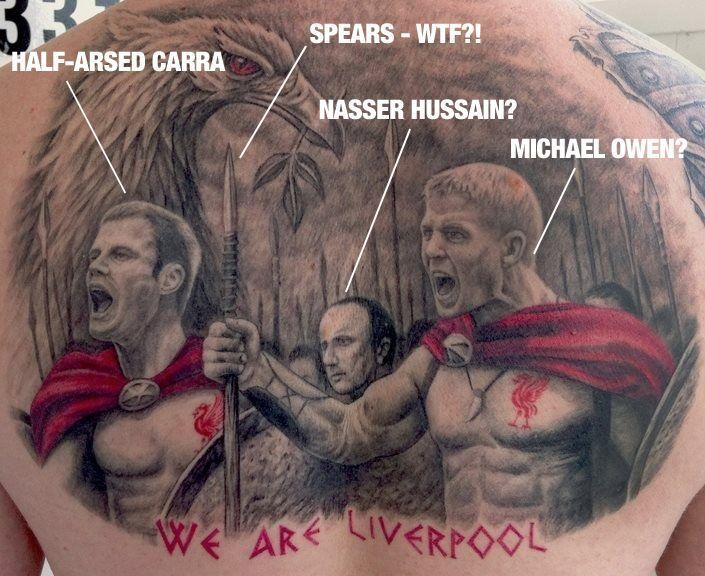 Liverpool ala 300