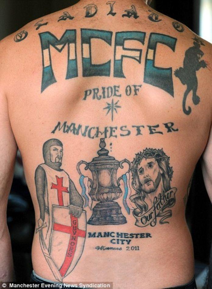 Tato Manchester City