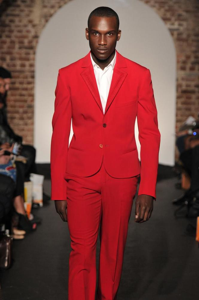 Jas Merah