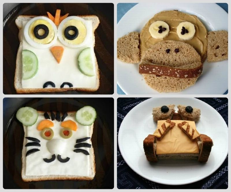 Sandwich Binatang