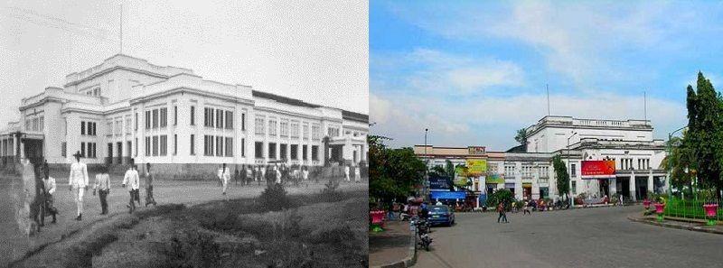 Stasiun Tanjung Priok, Dulu dan Sekarang
