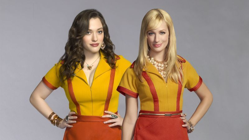'Two Broke Girls'