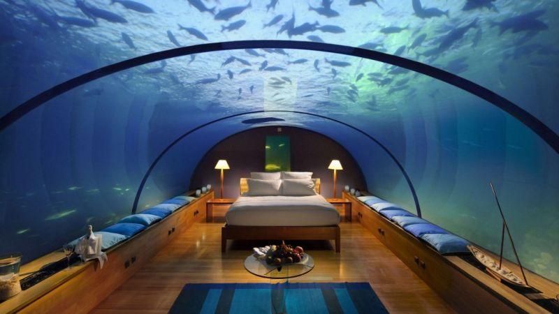 Conrad Hotel Maladewa