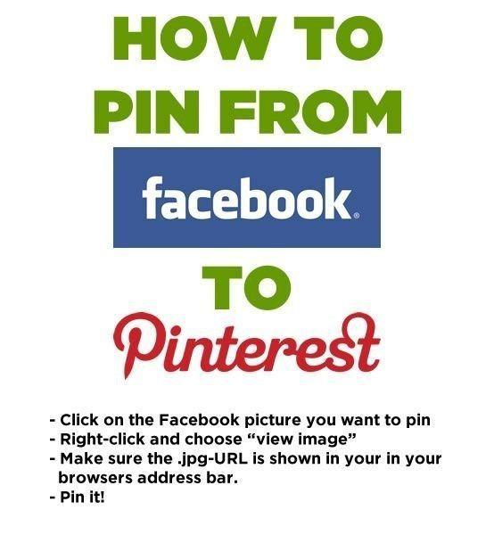 Pin dari Facebook