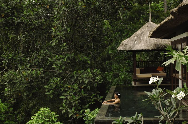 The Hanging Hotel, Bali