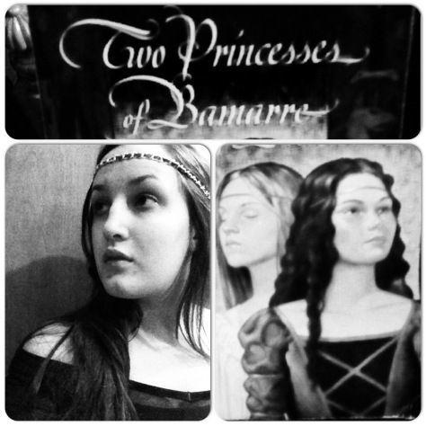 The Princesses of Bamarre