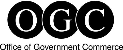 Logo baru Office of Government Commerce