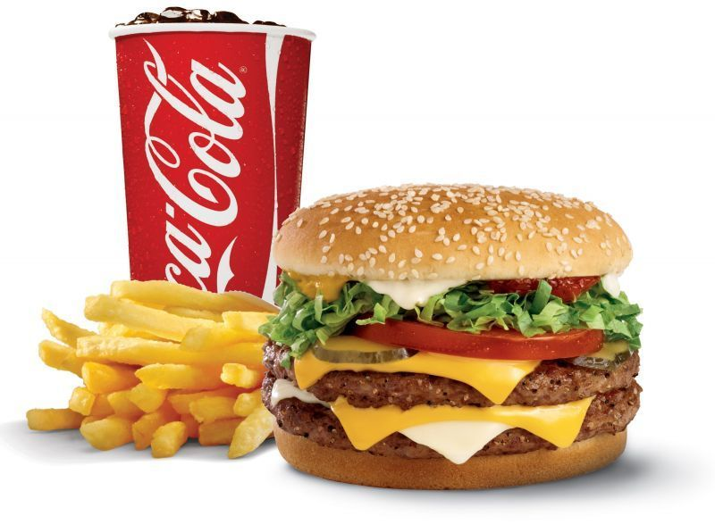 Menu Combo McDonalds