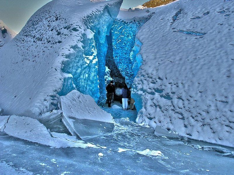 Gua ini mulai dipasarkan menjadi pusat pariwisata Alaska