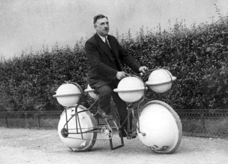 Sepeda Amphibi
