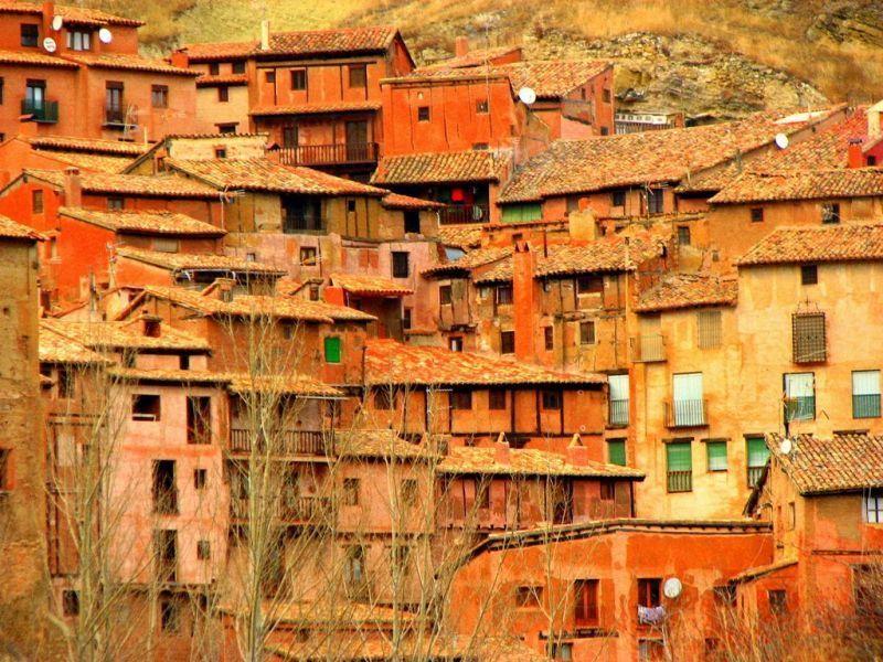 Albarracin, Spanyol