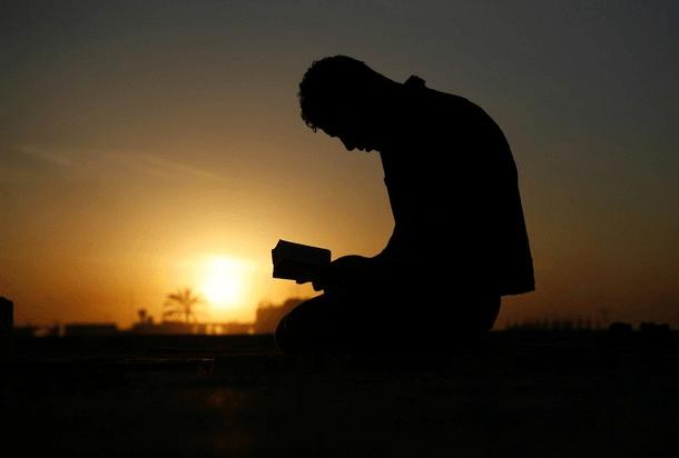 Mendekatkan diri pada Tuhan