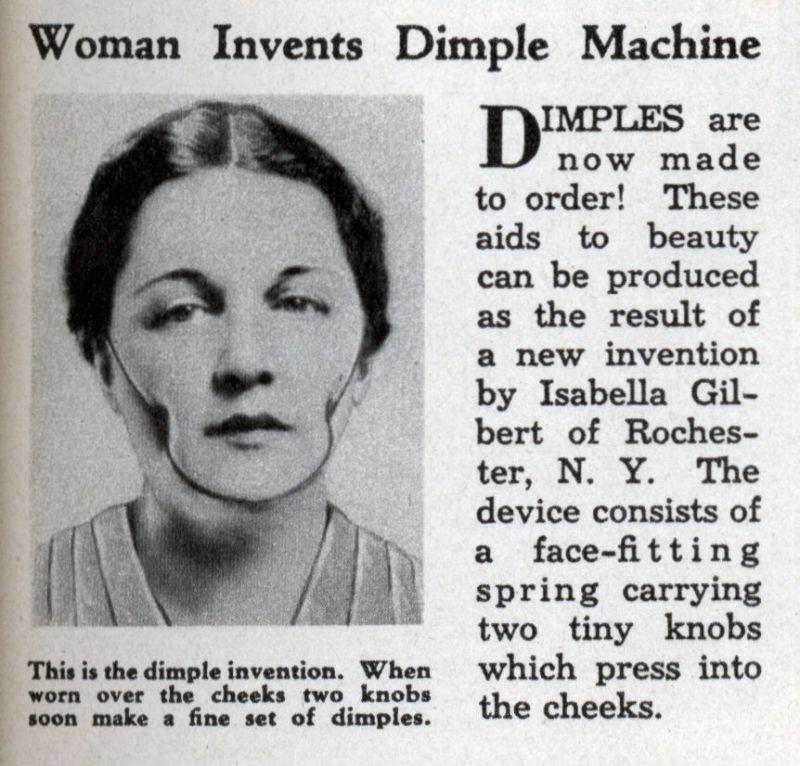 Dimples Maker
