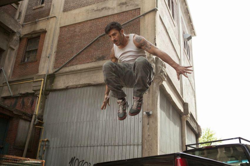 David Belle di Brick Mansions