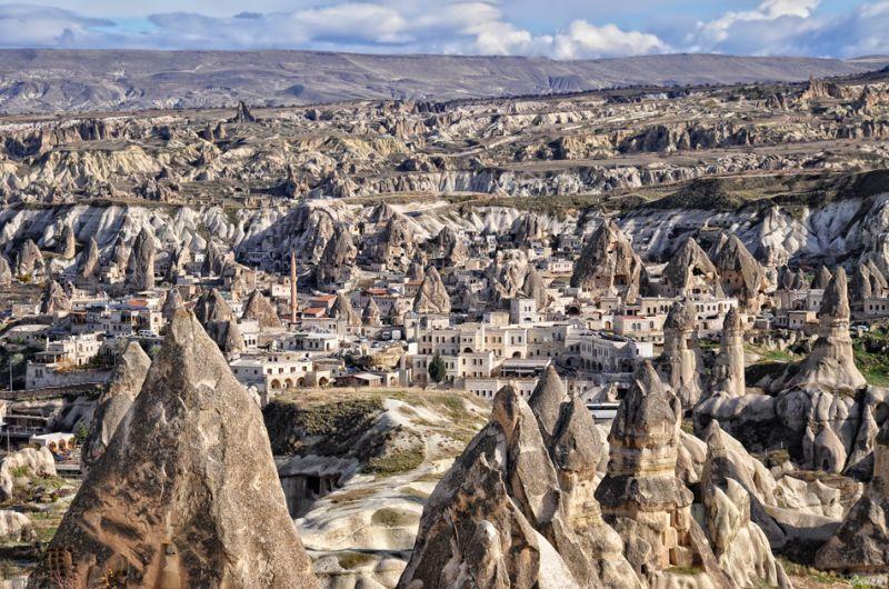 Kapadokia adalah salah satu daerah yang sering disebut dalam kitab Injil
