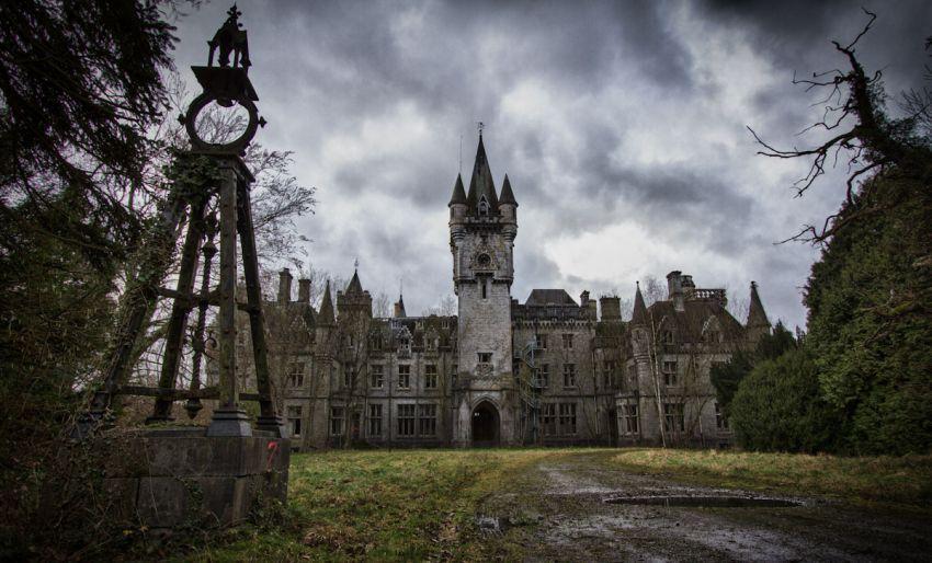 Kastil Miranda, Belgia
