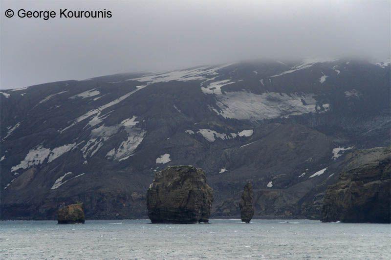Deception Island, Antartika