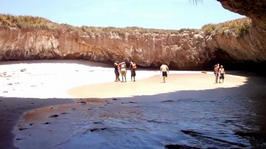 Sudut lain Hidden Beach