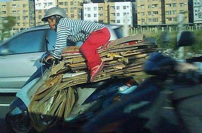Ultimate biker