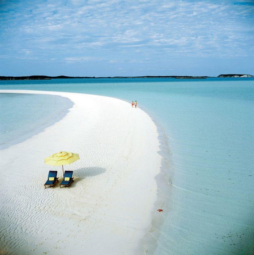 Pulau pribadi David Copperfield