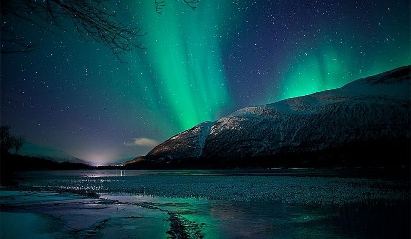 Aurora Borealis, Norwegia