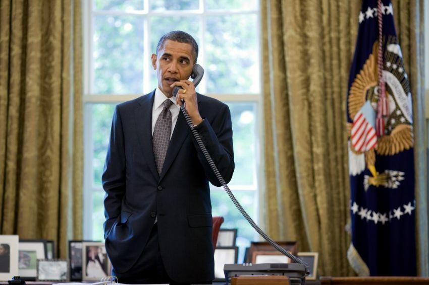 Obama saja mengucapkan selamat ulang tahun ke prajurit penjaga perbatasan