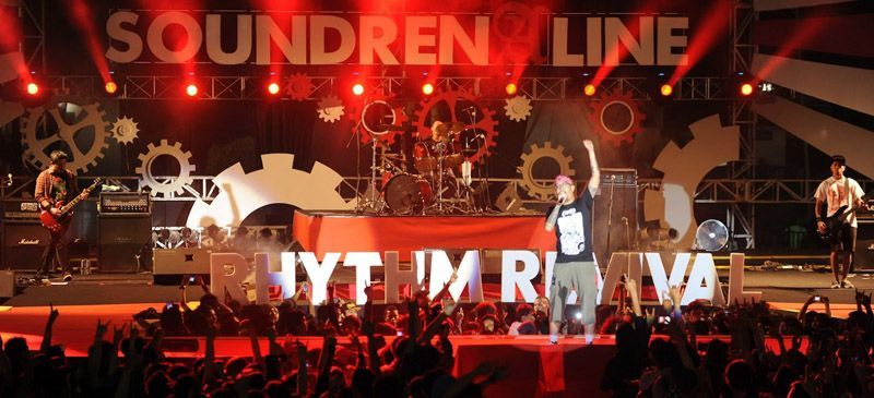 Panggung Soundrenaline