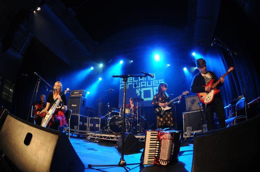 Pertunjukan musik di Iceland Airwaves