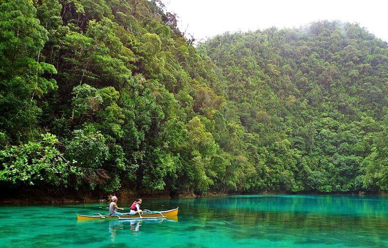 Pulau Siargao, Filipina