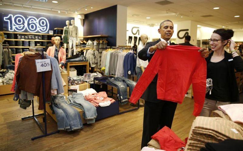 Obama enggan membuat pilihan