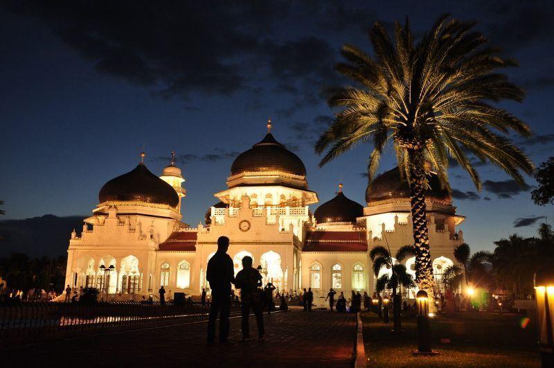 Masjid Baiturahman, Aceh