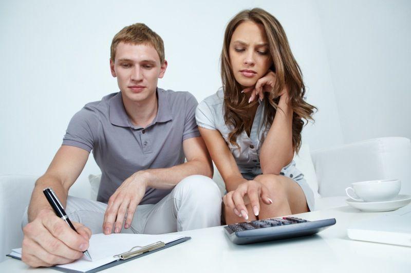 Pasangan untuk memperhitungkan biaya