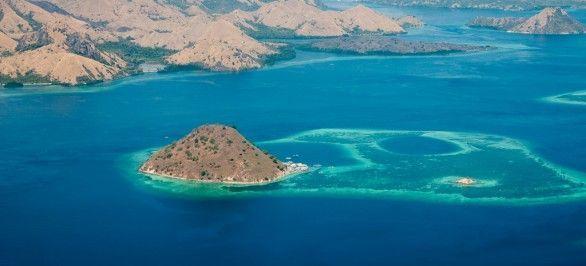 Salah satu tempat diving yang belum banyak dikenal