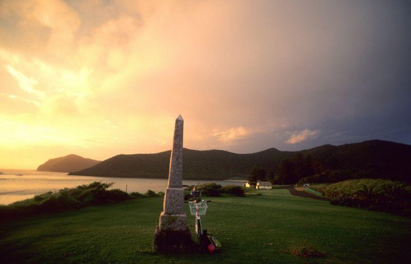 Senja di Lord Howe
