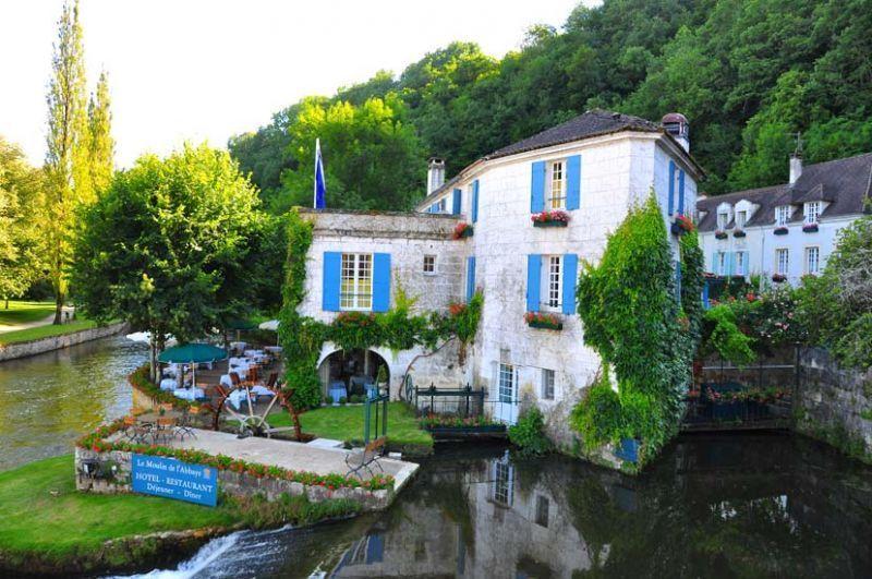 Hotel berbintang 4 yang terletak di Dordogne, Prancis