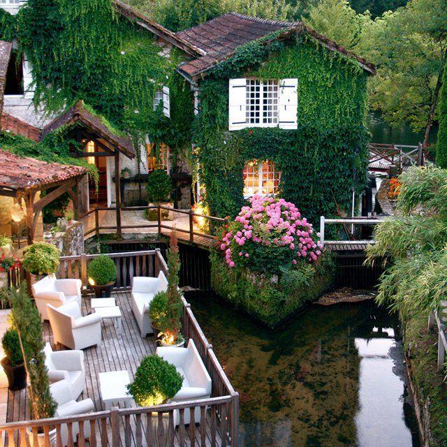 Hotel dan restoran Moulin de Roc