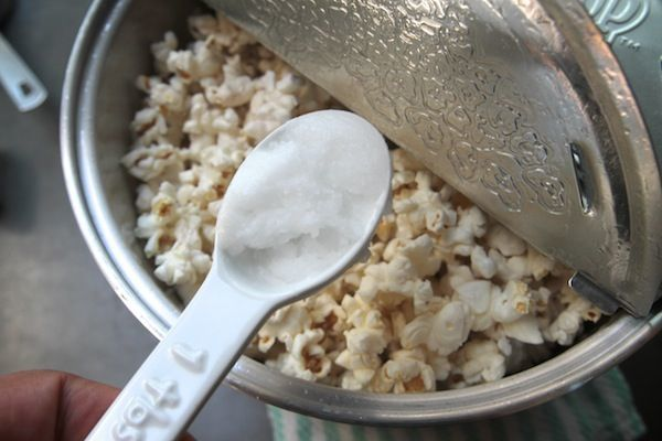 Bumbui popcorn