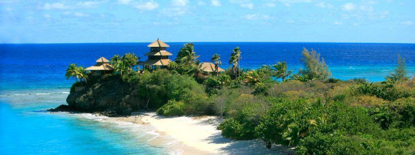 Pulau Necker, Karibia