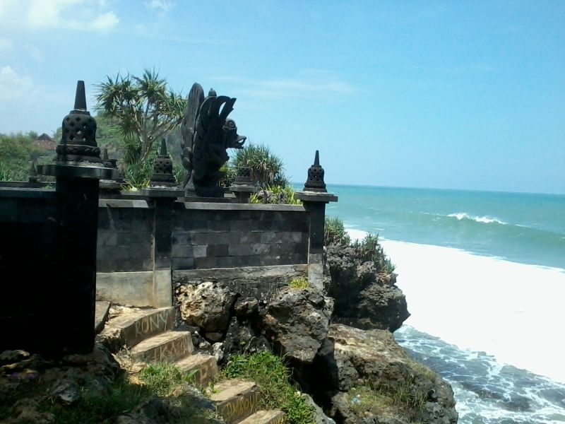 Sudut Yogyakarta yang berasa Bali