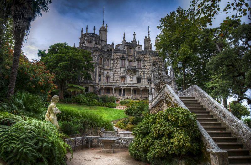 Quinta da Regaleira, Portugal