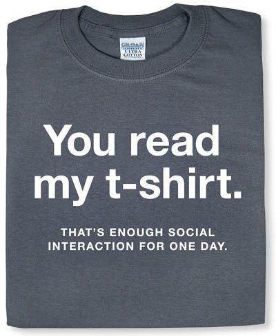 T shirt favorit