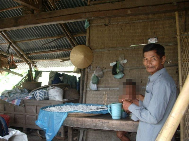 Thai Ngoc telah mengalami insomnia sejak 40 tahun yang lalu