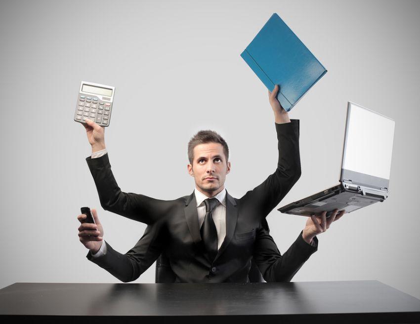 Hindari multitasking